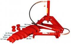 Трубогиб Torin гидравлический 10 т (TRA1001)