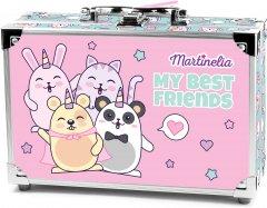Набор в кейсе Martinelia BFF Glitter (8436576509432)