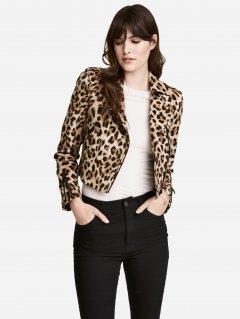 Куртка H&M 402611 36 Бежева (2002008347260)