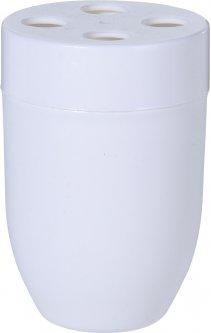 Стакан для ванной Bathroom solutions 7.5х11.5 см Белый (314418690_white)
