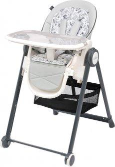 Стульчик для кормления Baby Design Penne 07 Gray (292996) (5901750292996)