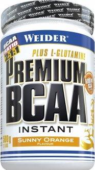 Аминокислота Weider Premium BCAA Sunny Orange 500 г (4044782317006)