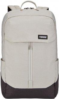 "Рюкзак для ноутбука Thule Lithos 15.6"" Concrete/Black (TH 3203823/3203823)"