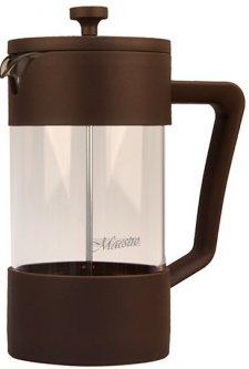 Заварочный чайник Maestro 1 л Коричневый (MR1659-1000-к)
