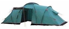 Шестиместная палатка Tramp Brest 6 (V2) TRT-083 двухкомнатная