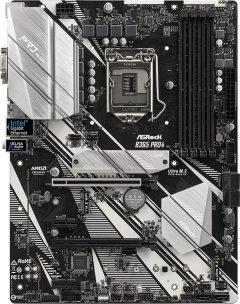 Материнская плата ASRock B365 Pro4 (s1151, Intel B365, PCI-Ex16)