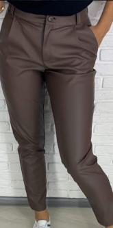 Жіночі брюки LS1162 р44/46 шоколад