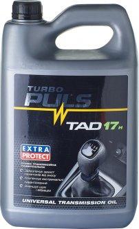 Трансмиссионное масло Turbo Puls ТАД-17м (API GL-4) 3 л (4820070242324)