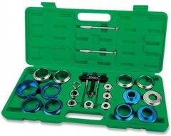 Комплект для демонтажа и установки сальников Toptul универсальный 22 шт (JGAI2201)