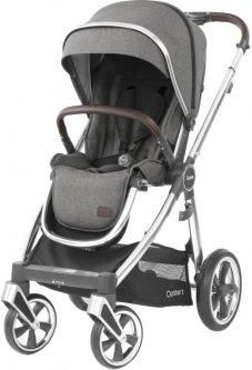 Прогулочная коляска BabyStyle Oyster 3 Mercury/Mirror (O3SUME)