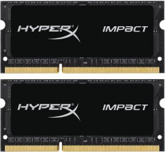 Оперативная память HyperX SODIMM DDR3L-2133 16384MB PC3L-17000 (Kit of 2x8192) Impact (HX321LS11IB2K2/16)