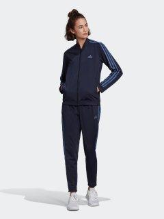 Спортивный костюм Adidas W 3S Tr Ts GM5536 L Legink/Creblu (4064045330337)