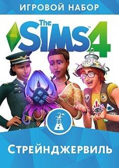 The Sims 4: Стрейнджервиль. DLC (дополнение) для ПК (PC-KEY, русская версия, электронный ключ в конверте)