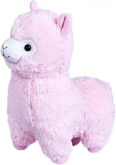 Гламурная игрушка Fancy Альпака Розовая 28 см (ALPK01) (4812501165067)