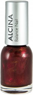 Лак для ногтей Alcina Balance Nail Colour 100 Marsala 8 мл (4008666647498)