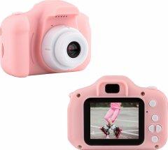 Цифровой детский фотоаппарат Atrix Tiktoker 6 20 Mp 1080p Pink (cdfatxtt6p)
