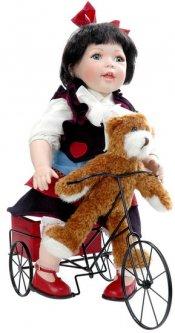 Фигурка Scorpio Кукла Мишка На Велосипеде (4820003008614)