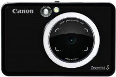 Камера моментальной печати Canon Zoemini S Black (3879C005AA)