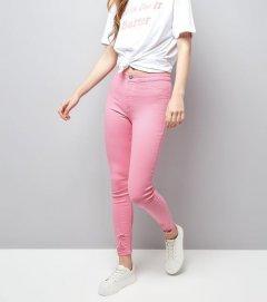 Джинсы New Look L розовые