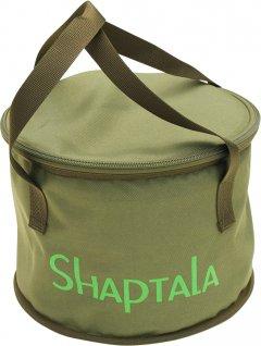 Ведро для прикормки Shaptala 25 х 20 см Хаки (ВДК1Х)