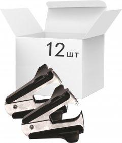 Упаковка антистеплеров KLERK Черных 12 шт (Я44659_KL2405_12)