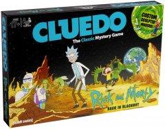 Настольная игра Winning Moves Клуэдо Rick & Morty (5053410003210)