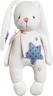 Мягкая игрушка Tigres Зайчик Star 29 см (ЗА-0061)