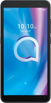Мобильный телефон Alcatel 1B (5002H) 2/32GB Dual SIM Prime Black (5002H-2AALUA12)