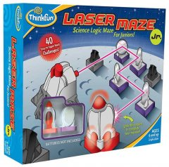 Логическая игра ThinkFun Лазерный лабиринт Джуниор (76348) (5425004735133)