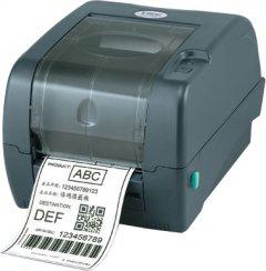 Принтер этикеток TSC TTP-345 с держателем этикетки