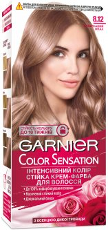 Краска для волос Garnier Color Sensation 8.12 Изысканный Опал (3600542161107)