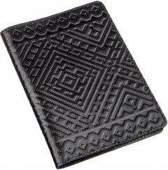 Обложка на паспорт Shvigel 13973 Черная