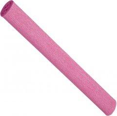 Гофрированная бумага Interdruk Premium рулонная 160 г/м2 200x50 см Светло-розовая (238528)