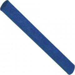 Гофрированная бумага Interdruk Premium рулонная 160 г/м2 200x50 см Синяя (238573)
