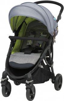 Прогулочная коляска Baby Design Smart 07 Gray (292323)