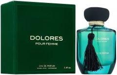 Парфюмированная вода для женщин Fragrance World Dolores аналог M.Jacobs Decadence 100 мл (6291106484656)