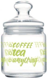 Банка Luminarc Club Coffee Tea 0.75 л (P6017)