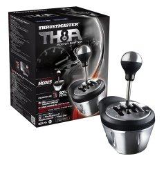 Коробка перемикання передач Thrustmaster TH8A (PC/PS3/PS4/XONE) Чорний/Металік