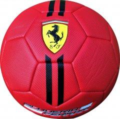 Мяч футбольный Ferrari №5 Красный (F611R)
