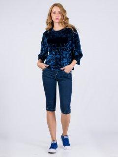 Укорочені джинси Vero Moda 6910889 S (83366S) Синій