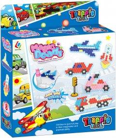 Набор для творчества Maya Toys Аквамозаика Городской транспорт (8203) (4812501170962)
