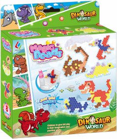 Набор для творчества Maya Toys Аквамозаика Мир динозавров (8204) (4812501170979)