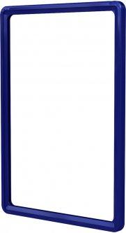 Рамка с карманом-протектором Европос А5 PFPP-A5, Синий (Р1001/28)