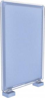 Рамка с карманом-протектором Европос А4 с магнитным держателем 90 градусов 2/MAGNET-90+PFPP-A4, Прозрачный (P1006/00)