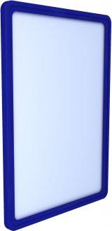 Рамка с карманом-протектором Европос А4 PFPP-A4, Синий (Р1000/28)