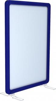 Рамка с карманом-протектором Европос А4 на підставке 90 градусов 2/BASE-90+ PFPP-А4, Синий (P1003/28)