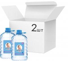 Упаковка води питної дитячої негазованої Малятко 5 л х 2 шт. (4820003310168)