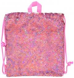Сумка-мешок детская Yes SB-14 Strawberry Для девочек 0.1 кг 0.723 л (556861)