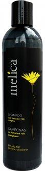 Шампунь Melica Black сбор экстрактов 12 трав для всех типов волос 300 мл (4770416003501)