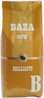 """Кофе в зернах Baza Coffee Brilliants """"B"""" 100% Арабика 1 кг (4820215240017)"""